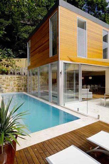 Balmoral House Pool 2